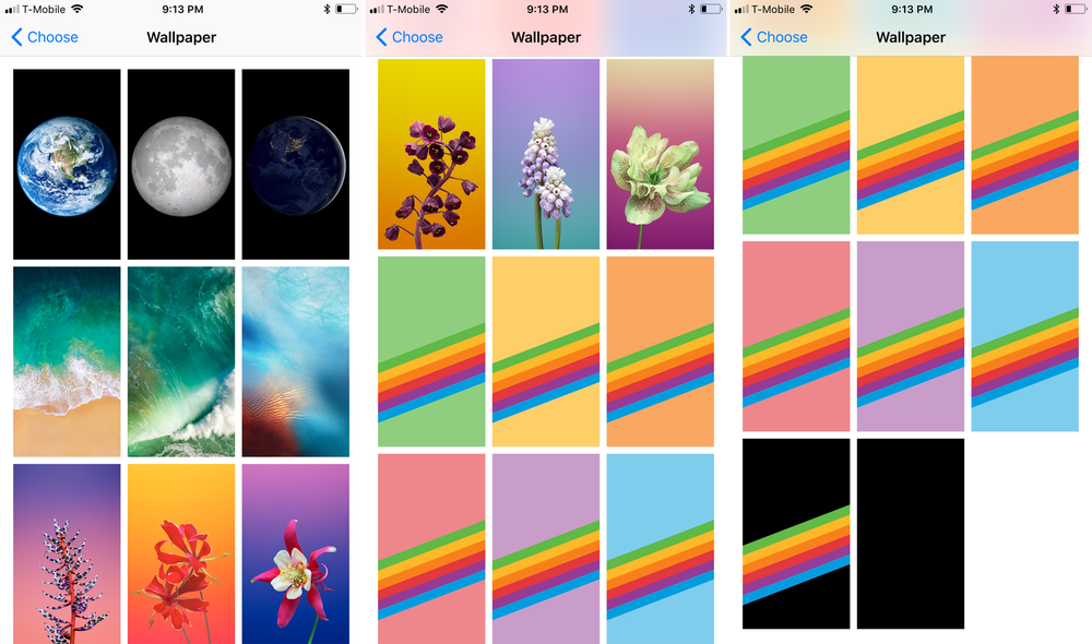 How To Download Leaked IOS 11 Wallpapers For IPhone And IPad