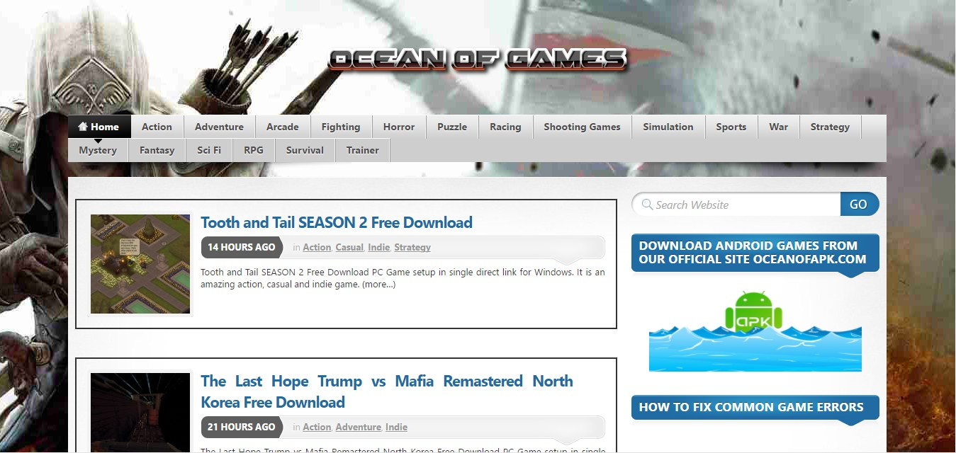 pc games free download sites