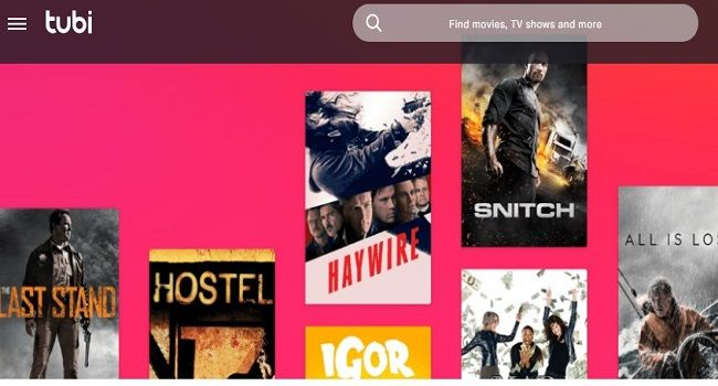best movie watching sites for free