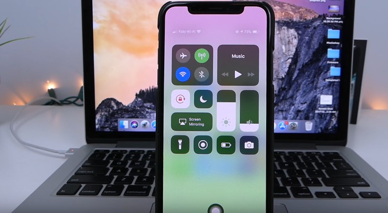 Control Center without jailbreak 2018